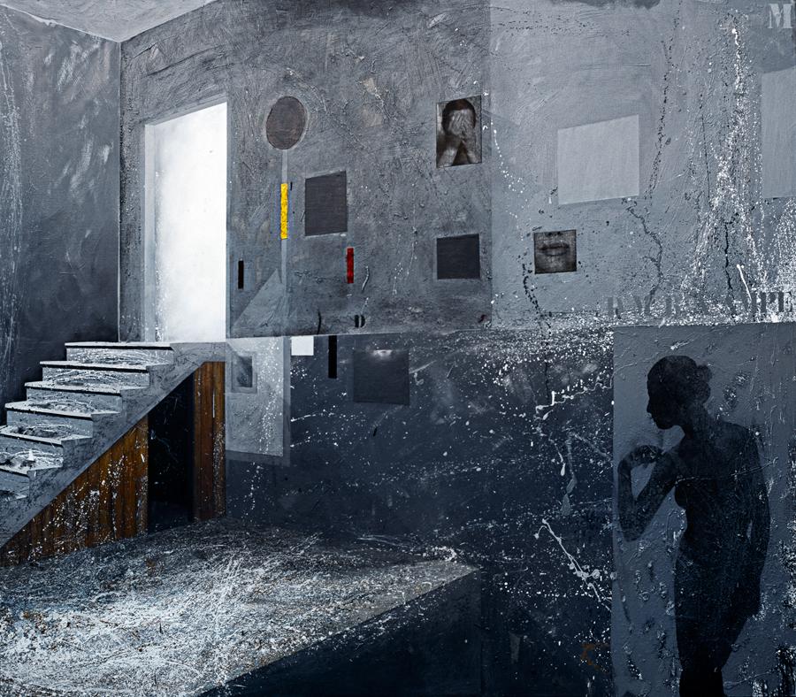 schilderij-M